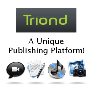 Triond.com is unique but how?