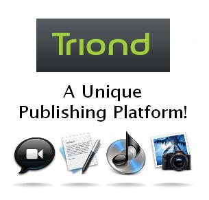 Triond.com is unique but how?