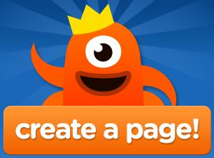 Squidoo - Create a page!