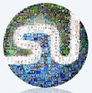 StumbleUpon Sharing Collage