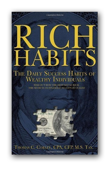 Rich Habits Book Review & Yahoo! Financially Fit Commentary